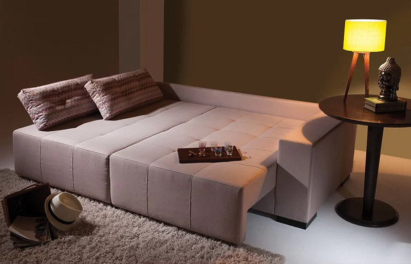 Sof cama acerte no modelo blog inusual for Sofa cama de libro