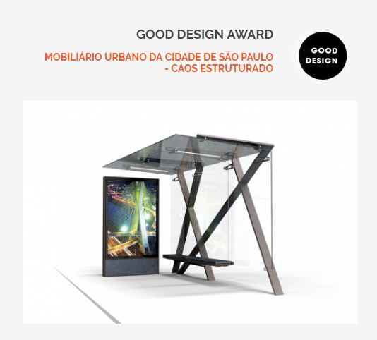 Good Design Award - 2013