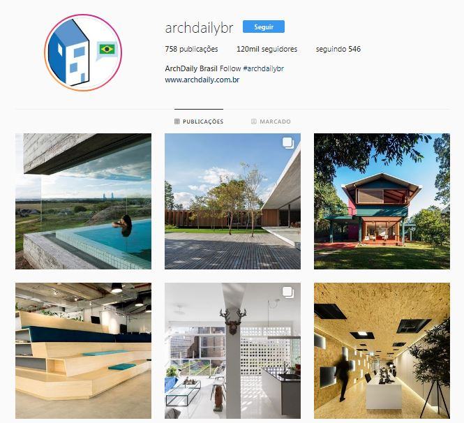 Instagram archdaily