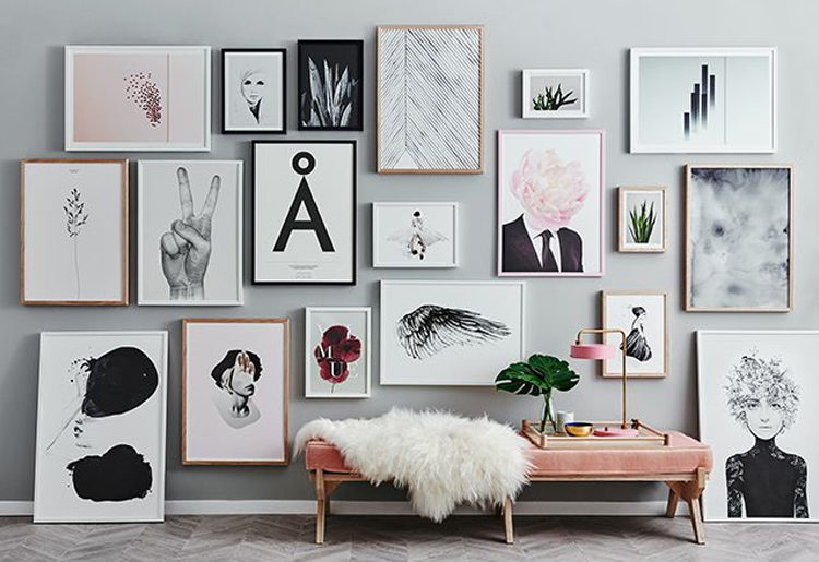 black and white wall pictures for living room dicas de composi 231 245 es de quadros inusual 28163