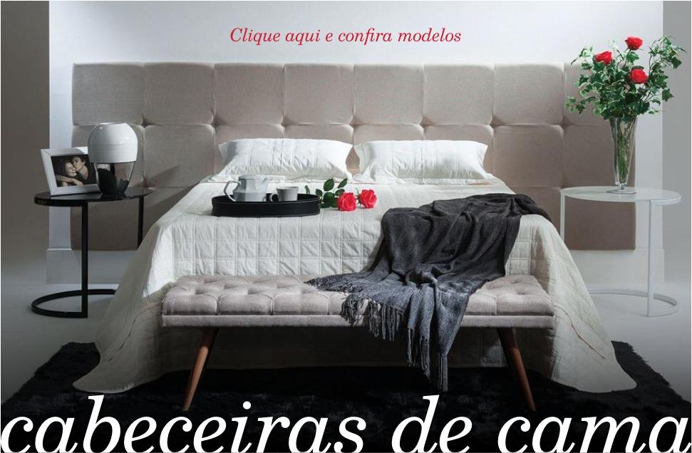 Cabeceira de cama - loja virtual