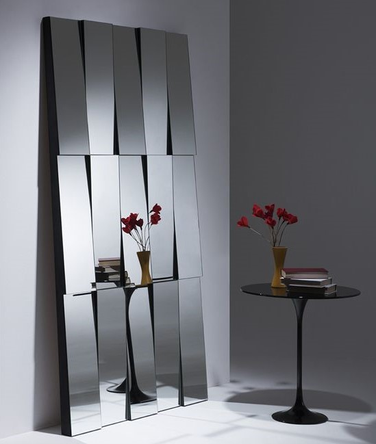 Moldura de Espelho Natal - Espelho prata, bronze ou fumê